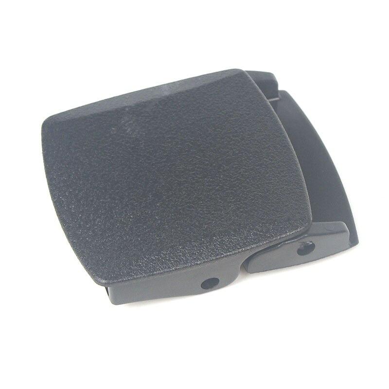 38mm Plastic Belt Buckle Men's Canvas Cosplay Military Adjustable Tied Webbing