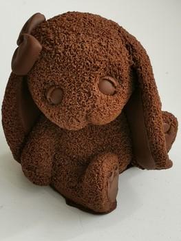 PRZY DW0106 królik Bunny silikonowe do mydła formy 3D formy zwierząt świeca aromat formy robienie mydła formy glina żywiczna formy ekologiczne tanie i dobre opinie CN (pochodzenie) Lfgb CE UE Przybory do ciasta SILICONE
