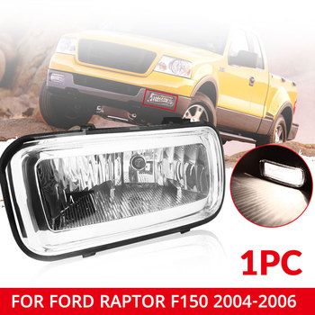 CBS ABTO For Ford F150 F-150 2004 2005 Antifog Lights Front Car Fog Light 42W H10 Bumper Halogen Lamp light FO2593209 FO2592209