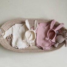 Rabbit Baby Clothes Girl Romper Baby Win