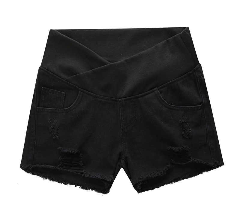 2020 נשים בהריון הקיץ ללבוש נמוך מותן ינס מכנסיים קיץ ללבוש חדש אביב Loose מכנסיים עבור בהריון נשים בגדים