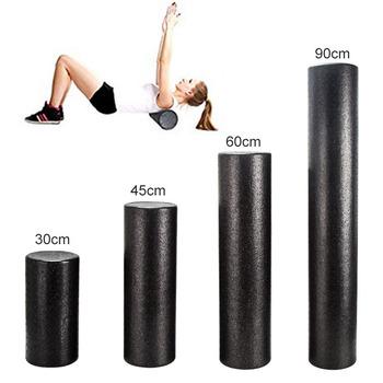 Nowy blok do jogi masaż rolkowy Eva Fitness wałek piankowy masaż Pilates ćwiczenia ciała siłownia z treningiem punktów spustowych tanie i dobre opinie CN (pochodzenie) yoga block Yoga Roller Yoga foam
