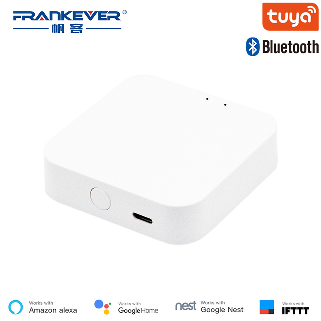 Frankever Tuya Bluetooth Mesh Gateway Hub Werken Met Alexa Google Thuis