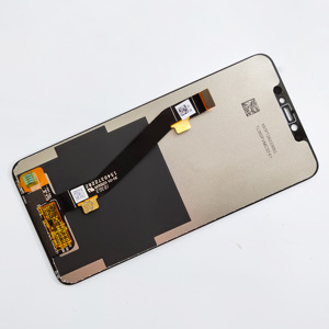 Image 4 - Black 6.2 inch For Lenovo S5 pro L58041 / For Lenovo S5 pro GT L58091 LCD DIsplay Touch Screen Digitizer Assembly Replacement