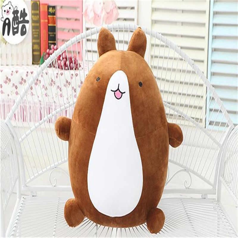 Супер милый кролик моланг картофель медведь плюшевая игрушка кукла, женские подарки на день Св. Валентина molang кролик плюшевый игрушечный плюшевый медвежонок 25 см/40 см