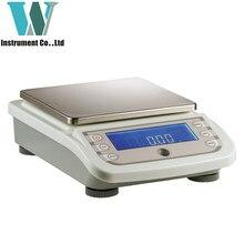 Balance numérique automatique 3kg 6kg 0.01g, compteur de poids en laboratoire, précision 10MG