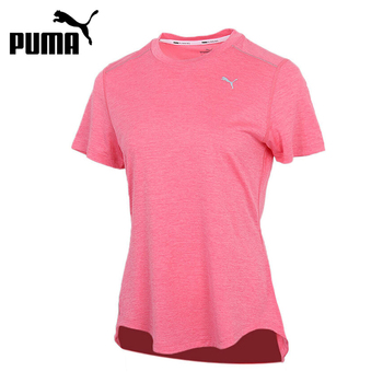 Original New Arrival PUMA Ignite Heather SS Tee Women's T-shirts short sleeve Sportswear