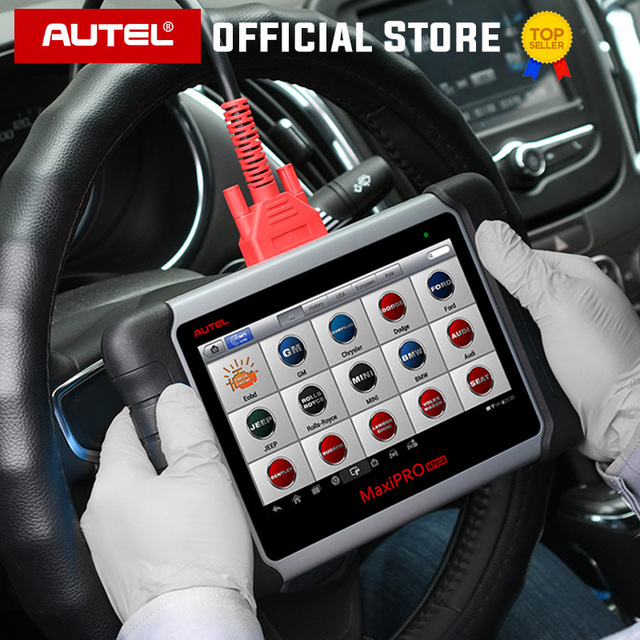 Autel Maxipro MP808 OBD2 Scanner Automotive Obdii Diagnostic Tool Tester Obd Injector Codering Sleutel Codering Code Reader Pk MK808