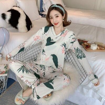 pijamas de maternidade outono terno