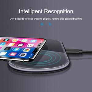 Image 2 - デュアル 15 ワット高速チーワイヤレス充電器サムスン Note10 iPhone 11 プロマックス Huawei 社メイト 30 20 プロ誘導充電ドックステーション