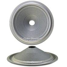"""10"""" inch 250mm 35.5mm Core Speaker Cone Paper Basin Woofer Drum Paper Foam Edge Trumper Bass Repair Parts #3"""