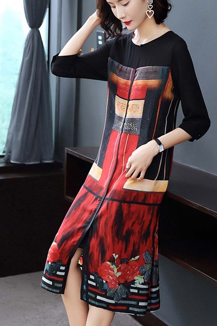 beautiful dress for work or casual occasions 5