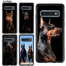Doberman Pinscher Dog Case For Samsung G