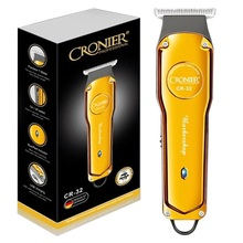 Hair-Clipper Electric-Hair-Trimmer Barber-Shop Professional Rechargable for Men