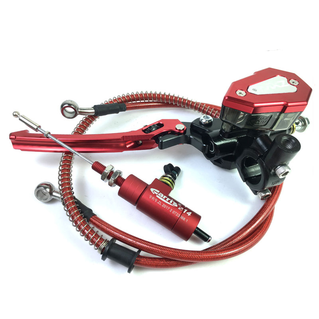 Clutch-Pump Cylinder-Racing-Kit Master Modification Motorcycle Hydraulic Labor-Saving-Cable title=