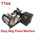 Yiwu легкий 11 унций машина для сублимационного принтера термопресс машина для термопечати
