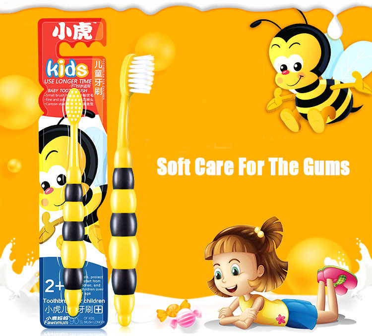 1PCS Children's Toothbrush Dental Brushes Keep Clean Training Tooth Brush For Children Baby Teeth Care Toothbrushes