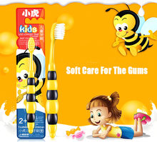 1PCS Children's Toothbrush Dental Brushes Keep Clean Training Tooth Brush for Children Baby Teeth Care Toothbrushes(China)