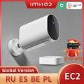IMILAB EC2 Камера домашнего видеонаблюдения Камера 1080P, HD, Wi-Fi, Камера s Открытый Беспроводной умный дом Ip Камера Ночное видение Камеры скрытого в...