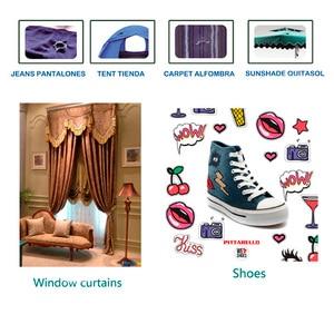 Image 2 - Visbella Bond Powder Fabric Pants Repairing Bonding Glue Denim Repair Waterproof Sealers for Clothing Carpets Curtains Tents