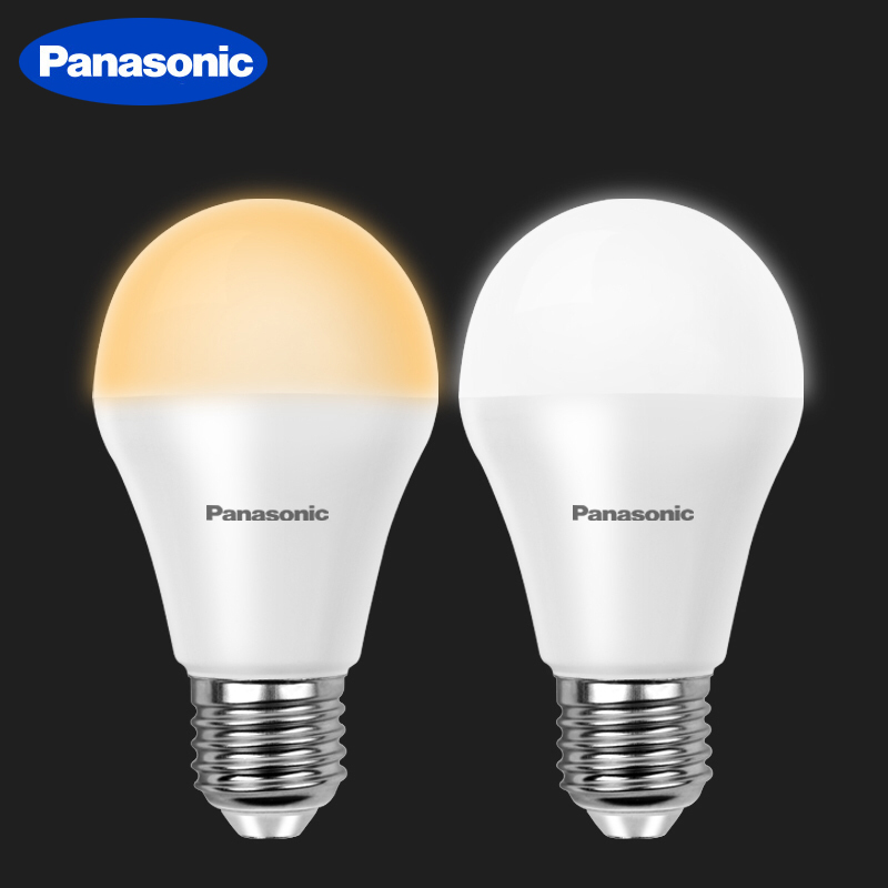 Panasonic E27 E14 LED Bulb Lamps 3.5W LED Light Bulb AC 220V 230V 240V Bombilla Spotlight Cold/Warm/daylight White