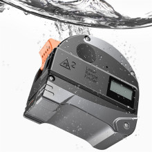 Laser Distance Meter Range Finder 30m Tape Measure Digital Retractable 5m IP54 Infrared Construction Tools