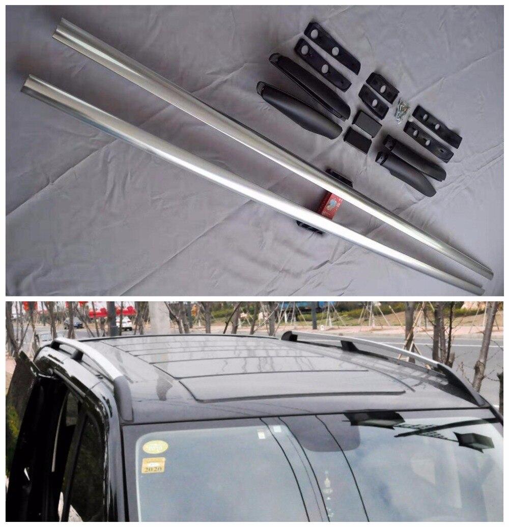 High Quality Brand New Car Roof Racks Luggage Rack Fit For Benz V-class Valente V260 V260L 2016 2017 2018 2019