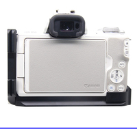 LB-EOSM50 الرأسي سريعة الإصدار L لوحة/قوس كانون حامل كاميرا قبضة اليد لكانون EOSM50 M50 أركا السويسرية RRS متوافق