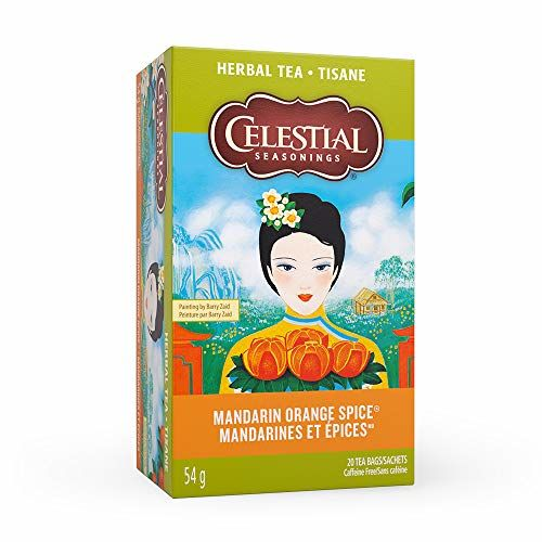 Celestial Seasonings Mandarin Orange Spice 54g