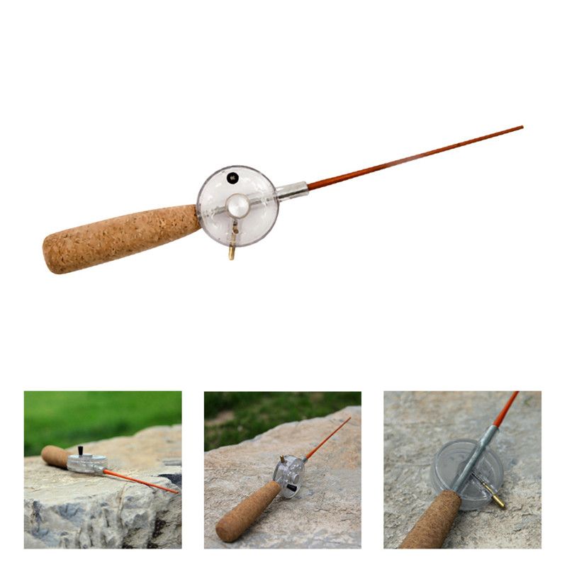 Winter Ice Fishing Rods Fishing Reels To be Choose Fishing Rods Tackle Spinning Casting Hard Rod Accessories
