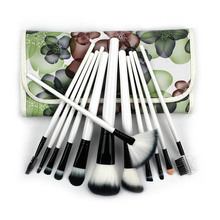 Printed makeup packaging 12 makeup sets brush makeup full makeup brush makeup kit bag