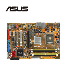 Placa base Original usada para Asus P5K SE, placa base de escritorio P35 Socket LGA 775 DDR2