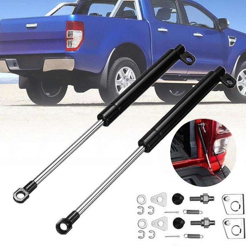 1 Pair Rear Tailgate Oil Strut Damper Support Sring Slow Down Strut Kit For Ford PX Ranger 2011-2017 For Mazda BT-50 2012-2018(China)