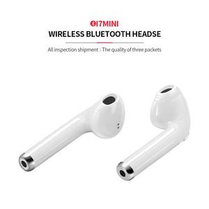 Image 2 - 2020 I7S TWSมินิบลูทูธไร้สาย5.0หูฟังหูฟังกีฬาหูฟังแฮนด์ฟรีชุดหูฟังพร้อมกล่องชาร์จสำหรับโทรศัพท์ทั้งหมด
