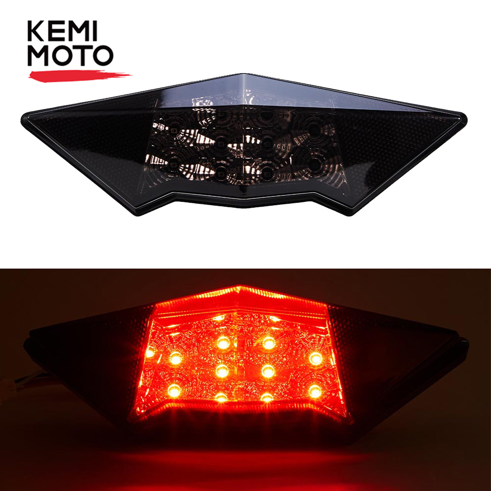 ATV Tail Light Lamp Assembly For Can-Am Outlander L Max 400 450 500 570 650 800 R 2008-2014 2015-2016 2017-2019 710001203