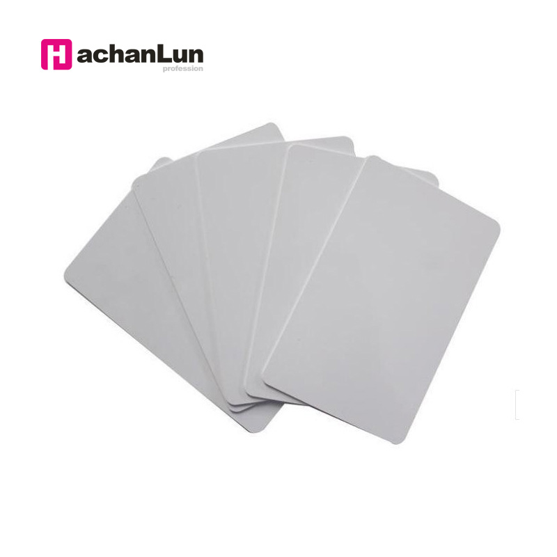 10pcs/lot Rfid Card 125khz TK4100 Blank Smart Card EM4100 ID Pvc Card With UID Series Number For Access Control Not Copyable