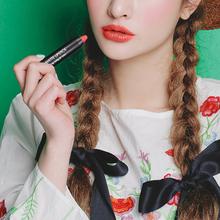 SHOPANTS 12 kolorów matowe szminki wodoodporne matowe szminki pomadki do ust kosmetyczne łatwe w noszeniu matowe szminki do makijażu Batom tanie tanio Łatwe do noszenia U0992SA CHINA Szminka