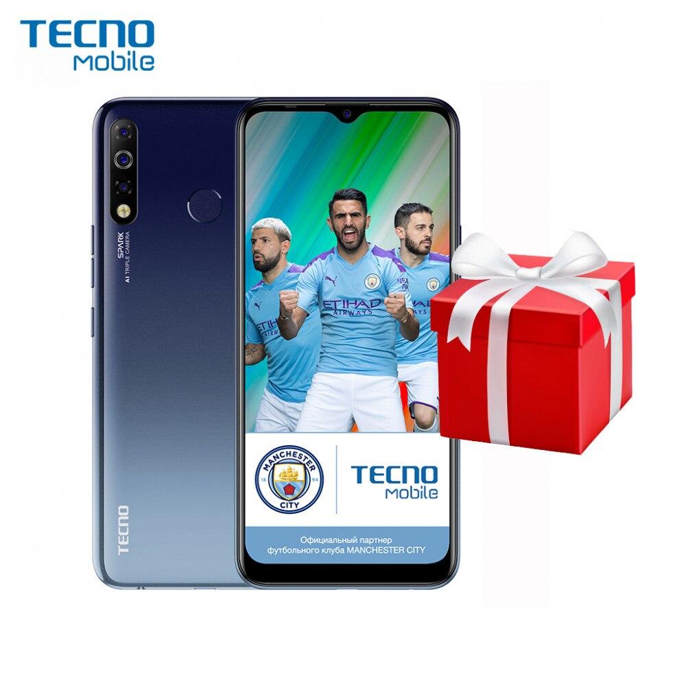 Смартфон TECNO KC8 Spark 4, 6.5