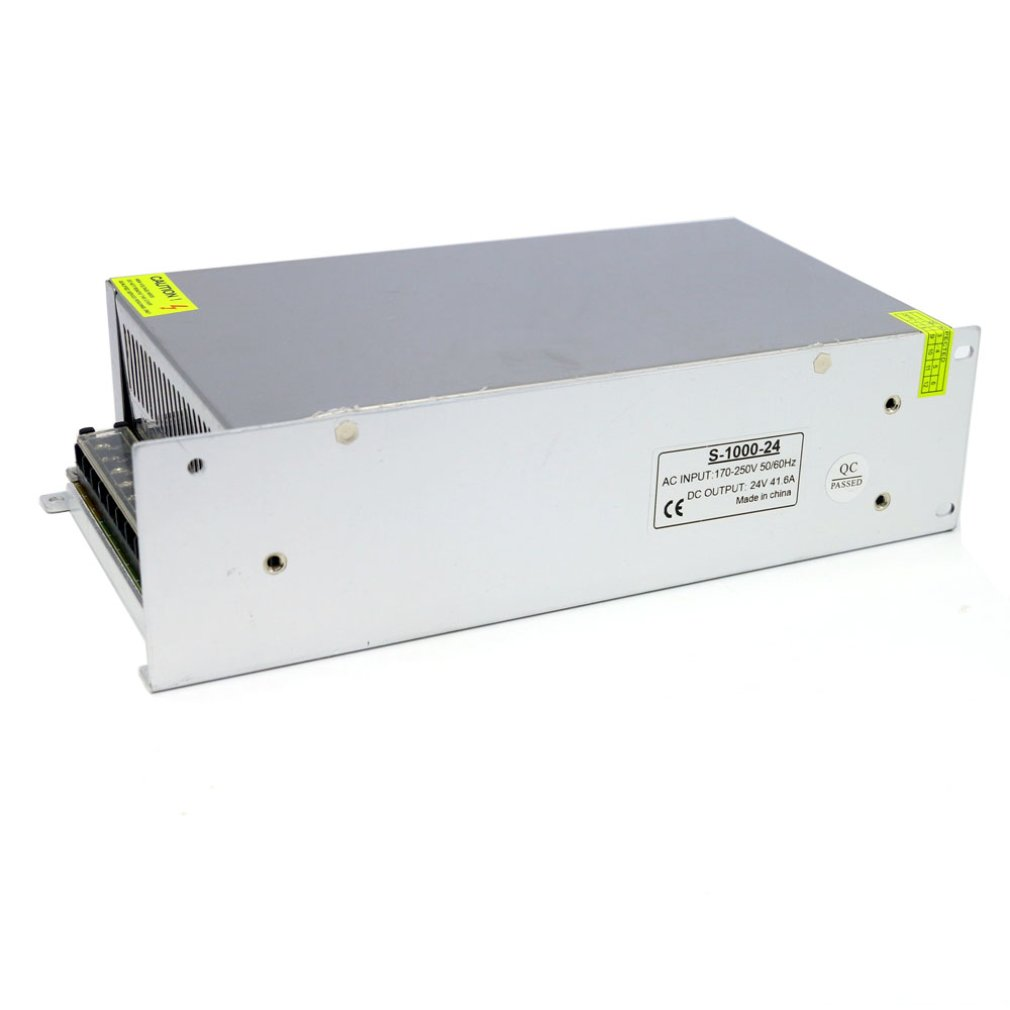 AC DC 24v 5A 10A 15A 20A 30A 40A 100w 120w 150w 200w 240w 350w 500w 600w 720w 800w 1000w Led Power Supply For Led