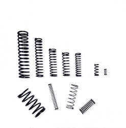 10pcs wire diameter 0.5mm outer diameter 5mm small spring compression spring steel