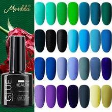 MORDDA акриловый цветной гель для ногтей для покраски ногтей УФ Гель-лак для ногтей, все для наращивания ногтей Semi перманентность гель Лаки для...