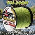 Многофиламентная pe леска 16 нитей плетеная 500 м пустотелая 20-500LBS нитевая леска 0 20-2 0 мм супер рыболовные шнуры для соленой воды
