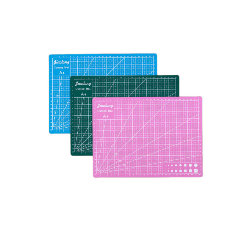 Mat A3 A4 A5 PVC Cutting Mat Pad Patchwork Cut Pad A3 Patchwork Tools Manual DIY Tool Cutting Board Double-sided Self-healing