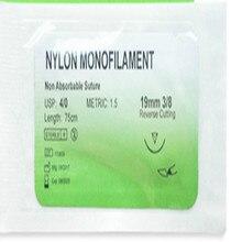 Suture Training-Tools-Operation Surgical-Needle Nylon Monofilament Non-Injured