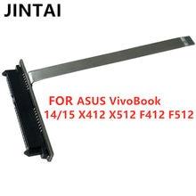Разъем для кабеля жёсткого диска для ASUS VivoBook 14/15 X412 X512 F412 F512
