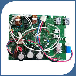 good working for air conditioning Computer board POW-CMV4A 13 1FA4B1B088400-5 used board
