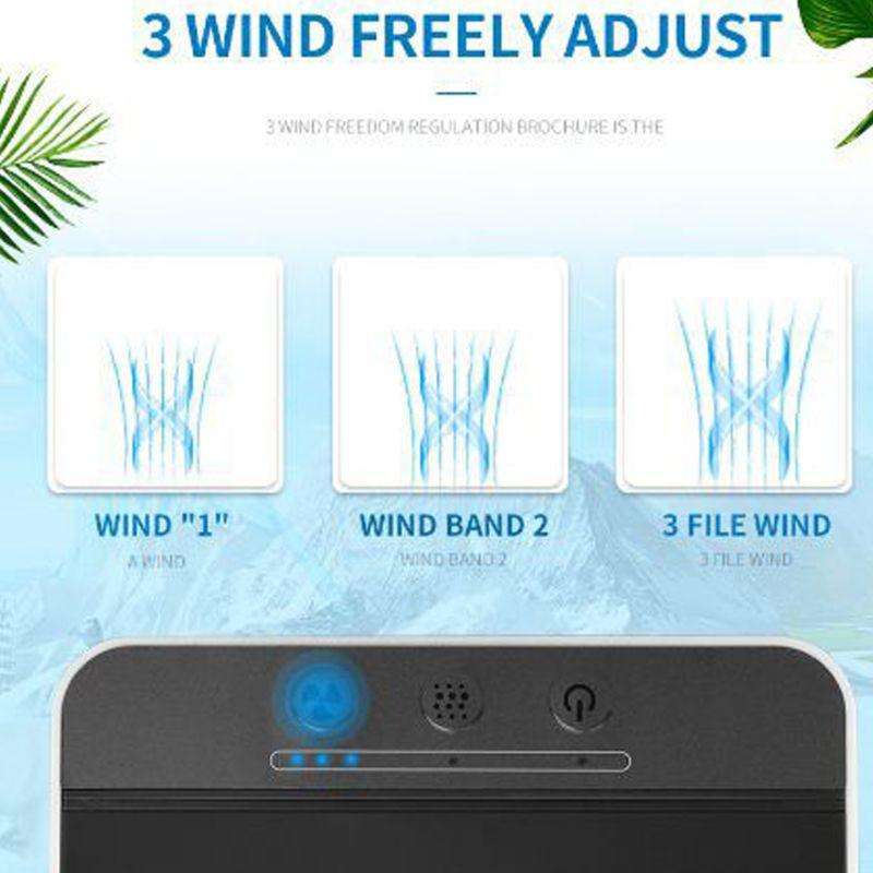 Ventilador portátil do condicionador de ar 3