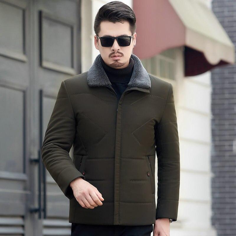 Kurtki męskie pikowane i eleganckie płaszcze zimowe | Sklep