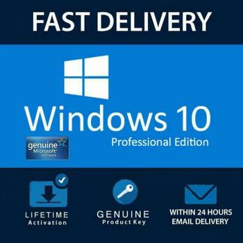 10 sztuk Microsoft Windows 10 Pro key license Professional 32 64 bitowy kod aktywacyjny klucz wielojęzyczny dożywotnia wygrana 10 oficjalna tanie i dobre opinie Z nami (pochodzenie)