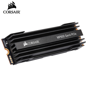 Image 2 - CORSAIR Force Series MP600 SSD NVMe PCIe Gen 4.0X4 M.2 SSD 1TB 2TB Ổ SSD lưu Trữ 4950 MB/giây M.2 2280 SSD